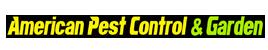 American Pest Control & Garden