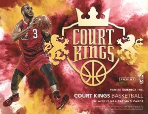 2016/17 PANINI COURT KINGS BASKETBALL - PYT (FULL CASE)