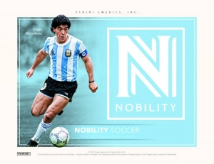 (CASE #5) 2017 PANINI NOBILITY SOCCER - 5BOX PICK YOUR TEAM
