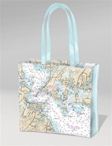 Solomons Chart Tote