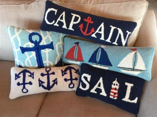 Nautical Pillows