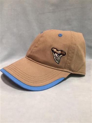 Shark Tooth Cap