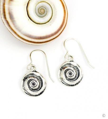 Viela Jewelery - Ripple Earring