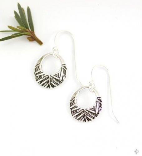 Viela Jewelry - Woodlands Earring