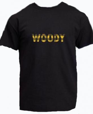 Black Woody T Shirt