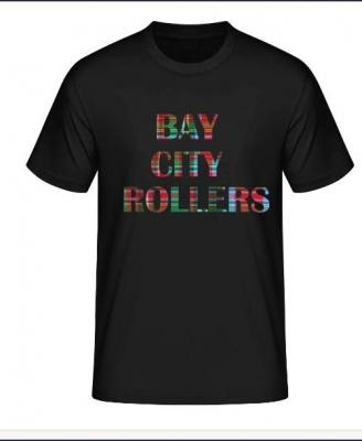 Bay City Roller T shirt