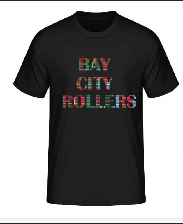 Bay City Roller T shirt
