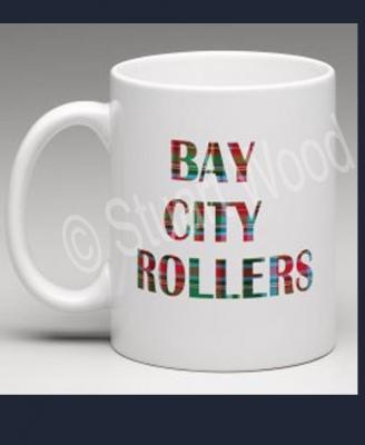 Bay City Roller Mug