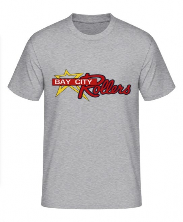 Bay City Rollers Logo T shirts