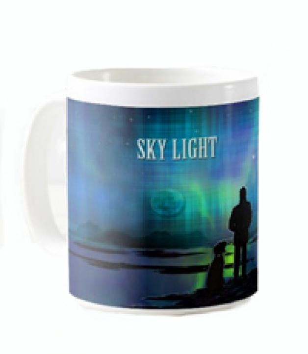 Sky Light Mug