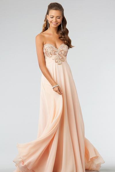 Women's Delicate Crochet-Overlay Dress
