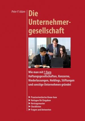 E-Book: Unternehmergesellschaft (PDF)