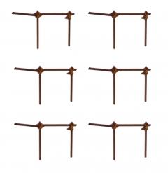 6 railings