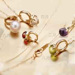 K18ゴールド ダイヤモンドネックレス 人気 ネックレス 女性 プレゼント 誕生石 プレゼント ネックレス 彼女