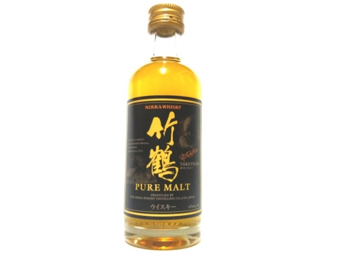 Nikka Taketsuru Pure Malt 50ml Miniature
