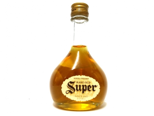 Nikka Super Rare Old 50ml Miniature