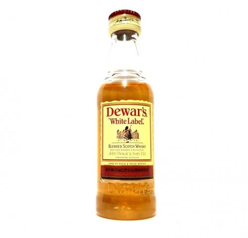 Dewar's...