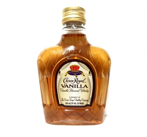 Crown Royal Vanilla 50ml Miniature