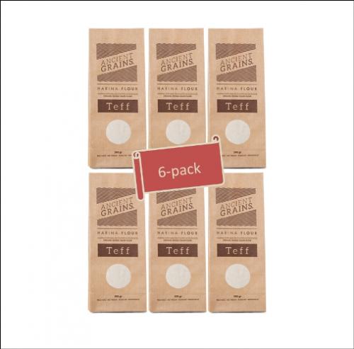 AMIGOS Box- Organic Teff Flour (3 kg)
