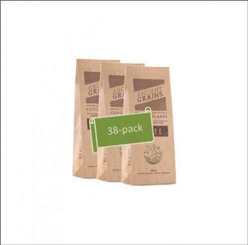 TIENDA Box- Organic Teff Flakes (19 kg)