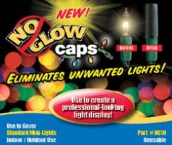 No Glow Cap - NG10 - 500 Bulk