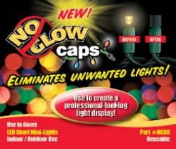 No Glow Cap - NG30 - 250 Bulk